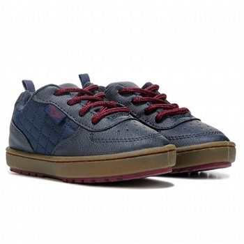 OshKosh Qulited Low Lace Up Sneaker