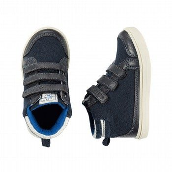 Carter's High Top Fleece Chukkas
