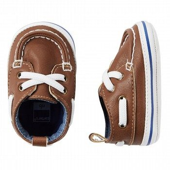 Carter's Low Top Boat Sneaker