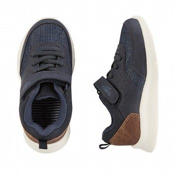 OshKosh Velcro Lace Sneakers