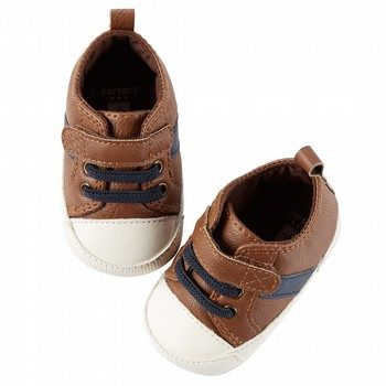 Carter's Faux Leather Sneaker
