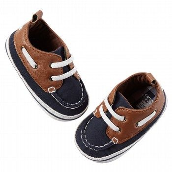 Carter's Navy Sneakers
