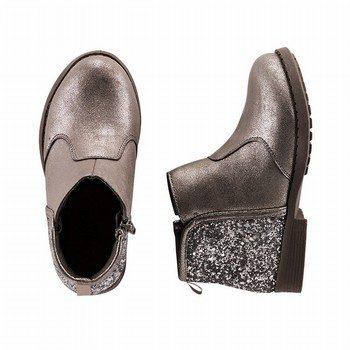 OshKosh B'gosh Metallic Ankle Boots