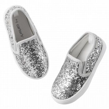 Carter's Sparkle Slip on shoes