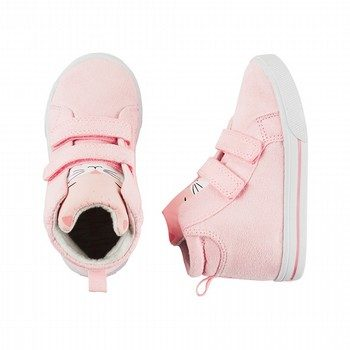 Carter's Double Velcro High Top Sneakers