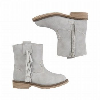 Carter's Apache Fringe Boot Grey