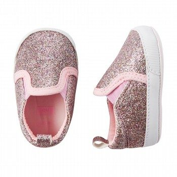 Carter's Glitter Slip On