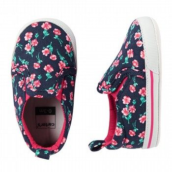 Carter's Floral Slip On