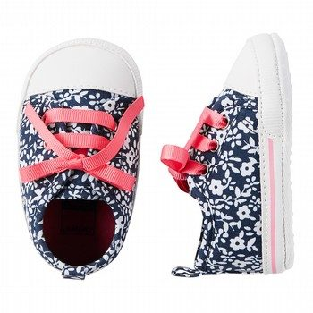 Carter's Floral Sneakers