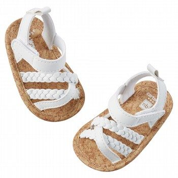 Carter's Braided Sandals