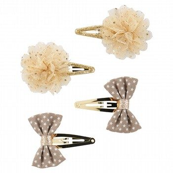 OshKosh 4PK Hair Clips