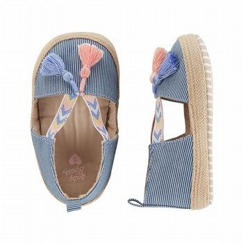 OshKosh Espadrille Crib Shoes