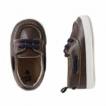 OshKosh Boat Crib Shoes