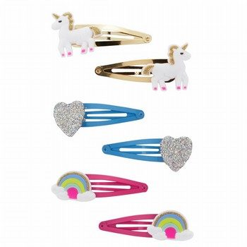 OshKosh B'gosh 6PK Icon Hair Clips