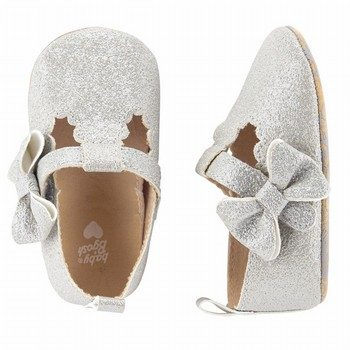 OshKosh B'gosh Glitter Mary Jane Crib Shoes