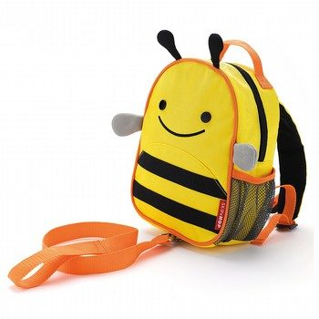 Skip Hop Zoo Bee Harness Backpack