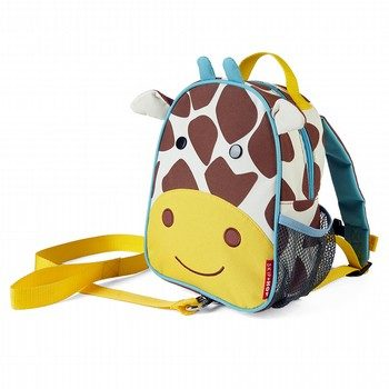Skip Hop Zoo Giraffe Harness Backpack