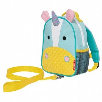Skip Hop Zoo Unicorn Harness Backpack