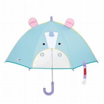 Skip Hop Zoobrella Unicorn Little Umbrella