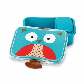 Skip Hop Zoo Owl Lunch Kit