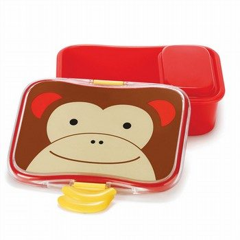 Skip Hop Zoo Monkey Lunch Kit