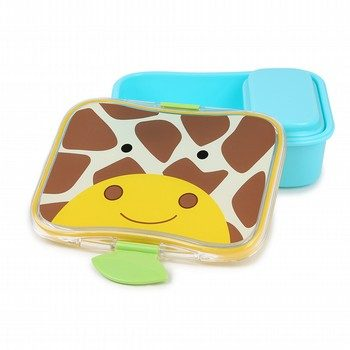 Skip Hop Zoo Giraffe Lunch Kit