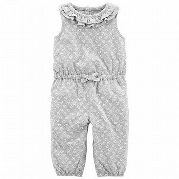 Carter's Heart Jumpsuit