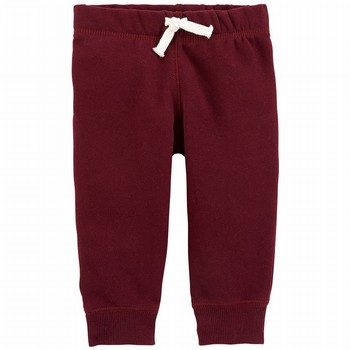 Carter's Pull-On Fleece Pants
