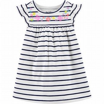 OshKosh B'gosh Jersey Striped Dress