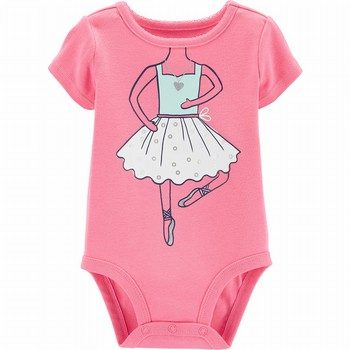 Carter's Ballerina Costume Collectible Bodysuit