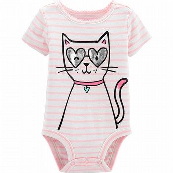 Carter's Cat Collectible Bodysuit