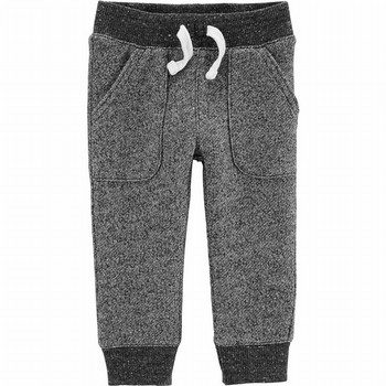 Carter's Marled Yarn Pull-On Pants