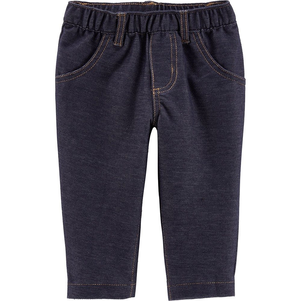 Carters Girls Comfortable Casual Pull-on Knit Pants