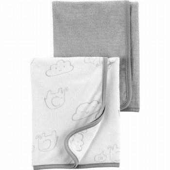 Carter's 2PK Baby Towels