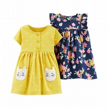 Carter's 2PK Jersey Dress Set