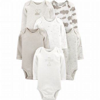 6-Pack Bodysuits