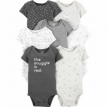 7-Pack Bodysuits