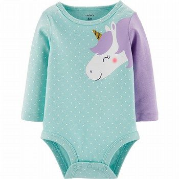 Carter's Unicorn Collectible Bodysuit