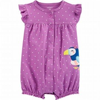 Carters Baby Girls Terry 115g228