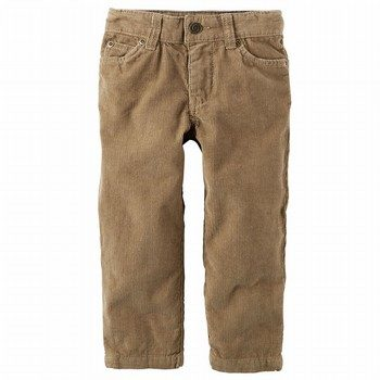 Carters 5-Pocket Corduroy Pant
