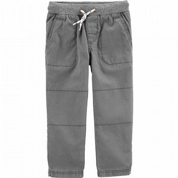 Carter's Easy Pull-On Everyday Pants