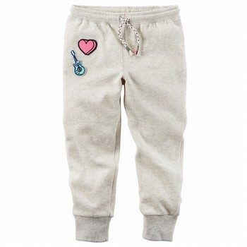 Carter's Patch Joggers