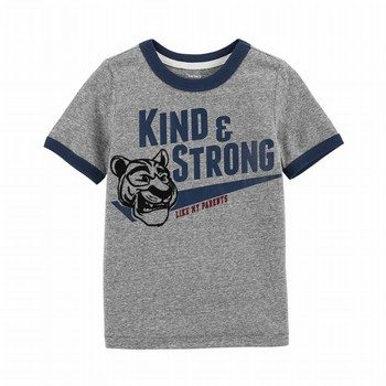 Carter's S/S Kind & Strong Tee