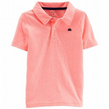 Carter's Snow Yarn Jersey Polo