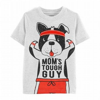 Carter's Dog Tough Guy Jersey Tee