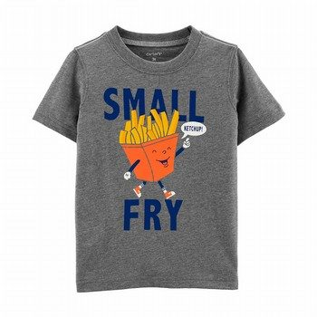 Carter's Small Fry Jersey Tee