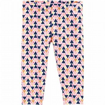 Carter's Geo Print Capri Leggings