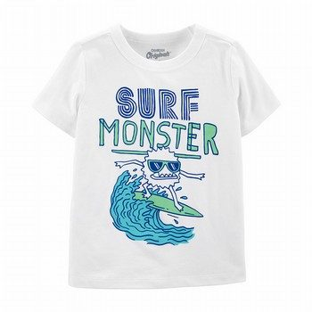 OshKosh B'gosh Originals Monster Graphic Tee