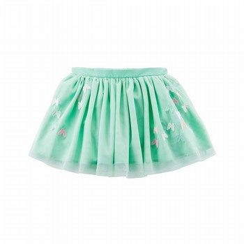 Carter's Butterfly Tutu Skirt