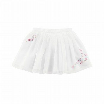 Carter's Embroidered Tutu Skirt